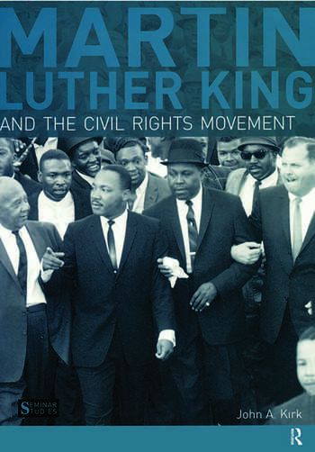 Martin Luther King, Jr. and the Civil Rights Movement book cover