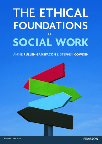 The Ethical Foundations of Social Work book cover