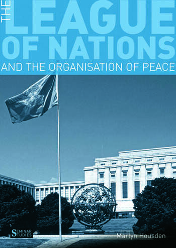 The League of Nations and the Organization of Peace book cover