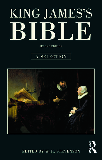 King James's Bible A Selection book cover