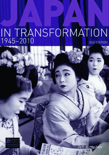 Japan in Transformation, 1945-2010 book cover