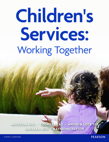 Children's Services Working Together book cover