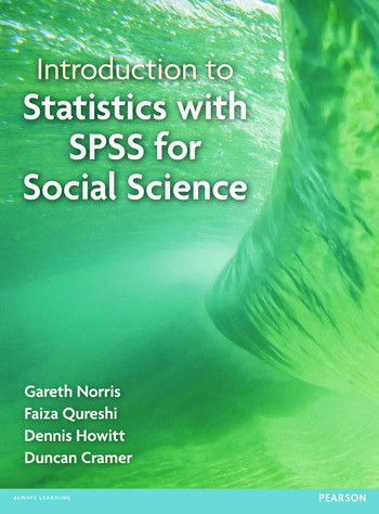 Introduction to Statistics with SPSS for Social Science book cover