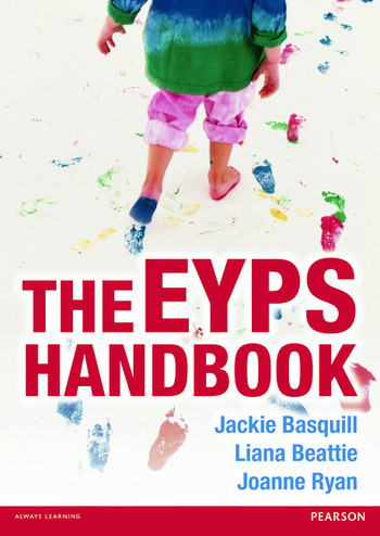 The EYPS Handbook book cover