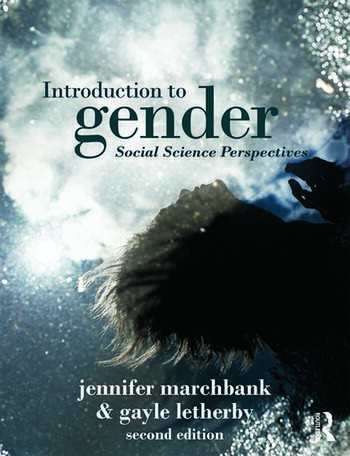 Introduction to Gender Social Science Perspectives book cover
