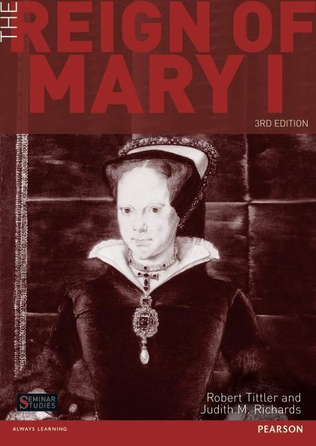 The Reign of Mary I book cover