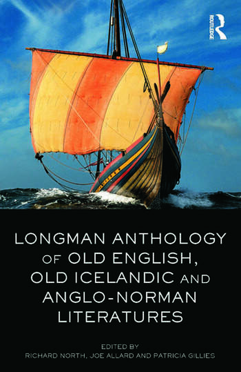 Longman Anthology of Old English, Old Icelandic, and Anglo-Norman Literatures book cover