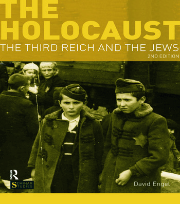 The Holocaust The Third Reich and the Jews book cover