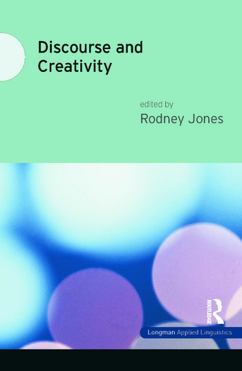 Discourse and Creativity book cover