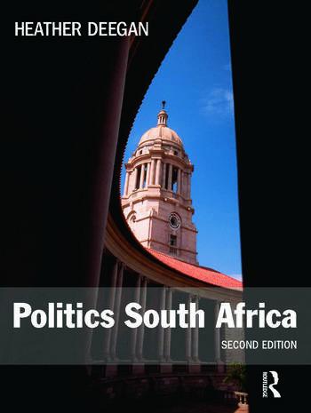 Politics South Africa book cover