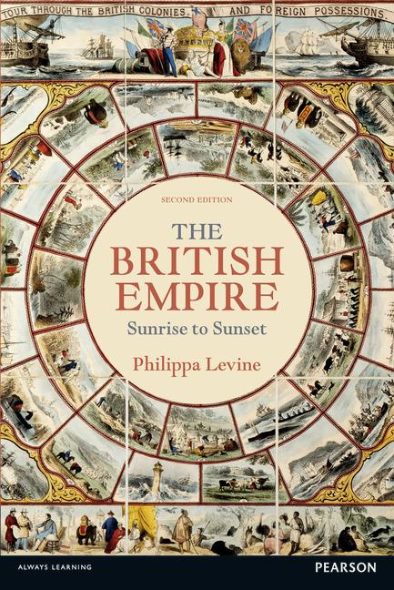 The British Empire Sunrise to Sunset book cover
