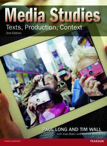 Media Studies Texts, Production, Context book cover