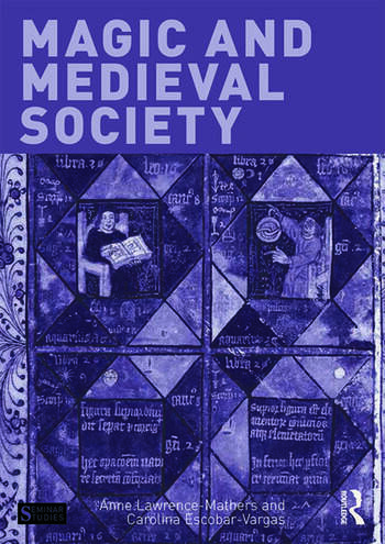 Magic and Medieval Society book cover