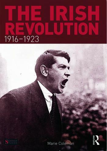 The Irish Revolution, 1916-1923 book cover
