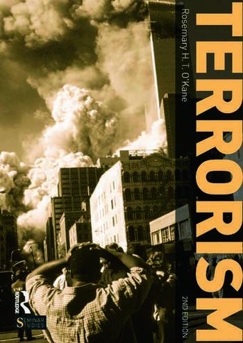 Terrorism book cover