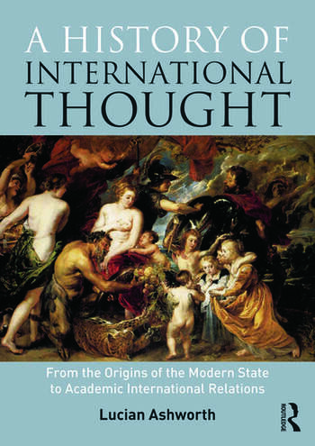 A History of International Thought From the Origins of the Modern State to Academic International Relations book cover