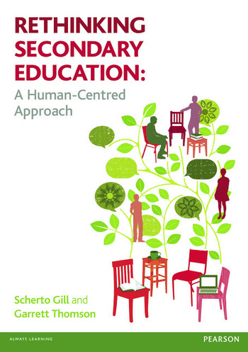Rethinking Secondary Education A Human-Centred Approach book cover
