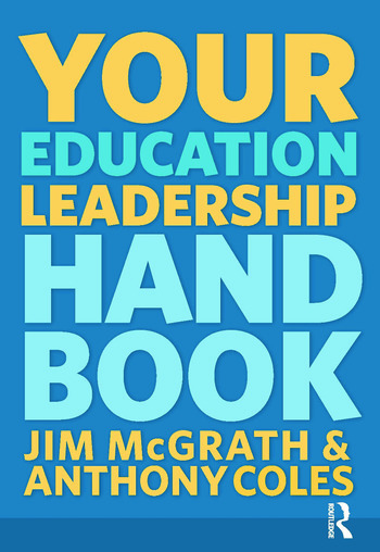 Your Education Leadership Handbook book cover
