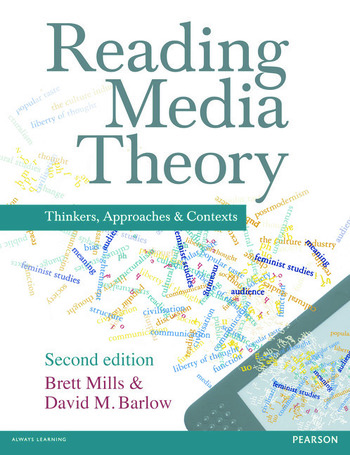 Reading Media Theory Thinkers, Approaches and Contexts book cover