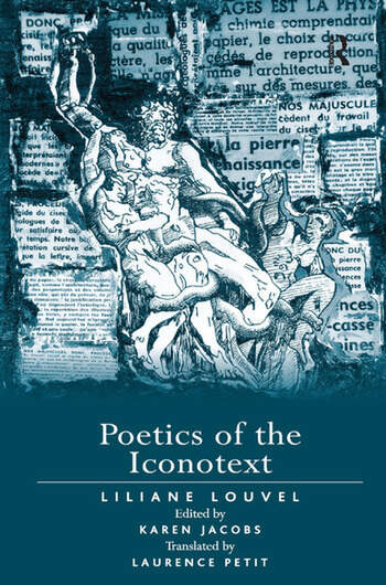 Poetics of the Iconotext book cover