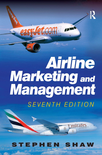 Airline Marketing and Management book cover