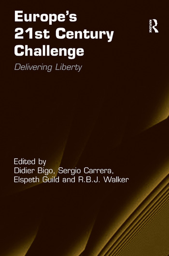 Europe's 21st Century Challenge Delivering Liberty book cover