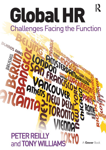 Global HR Challenges Facing the Function book cover