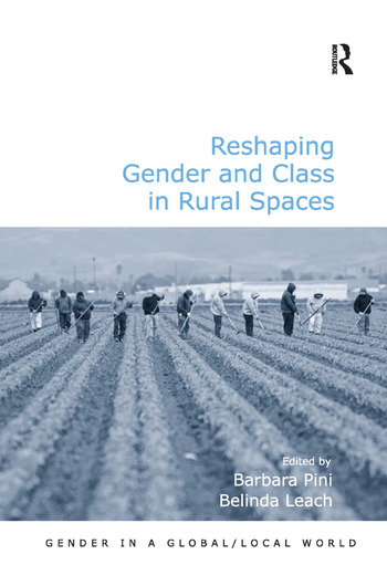 Reshaping Gender and Class in Rural Spaces book cover