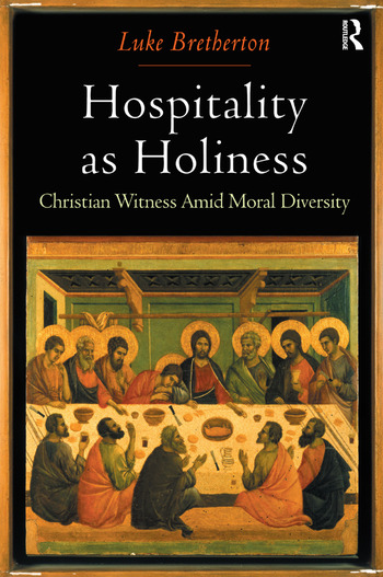 Hospitality as Holiness Christian Witness Amid Moral Diversity book cover