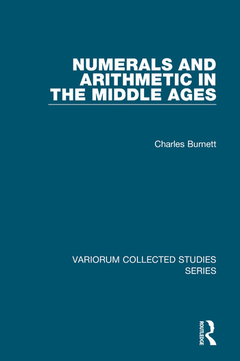 Numerals and Arithmetic in the Middle Ages book cover