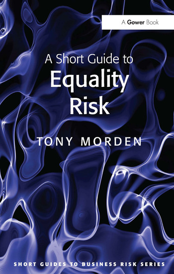 A Short Guide to Equality Risk book cover