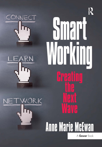 Smart Working Creating the Next Wave book cover