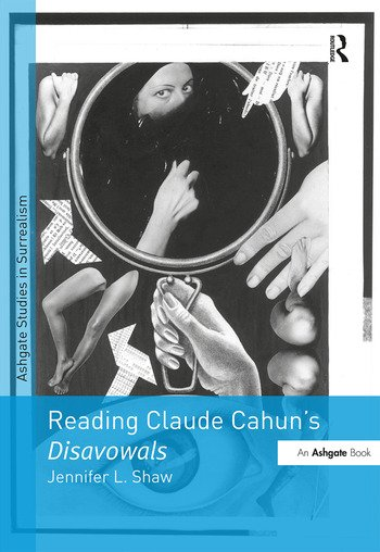 Reading Claude Cahun's Disavowals book cover