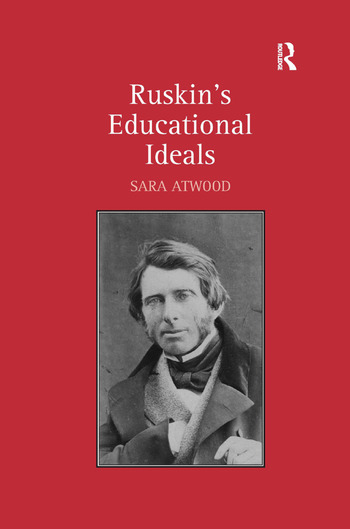 Ruskin's Educational Ideals book cover