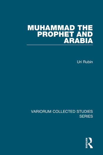 Muhammad the Prophet and Arabia book cover