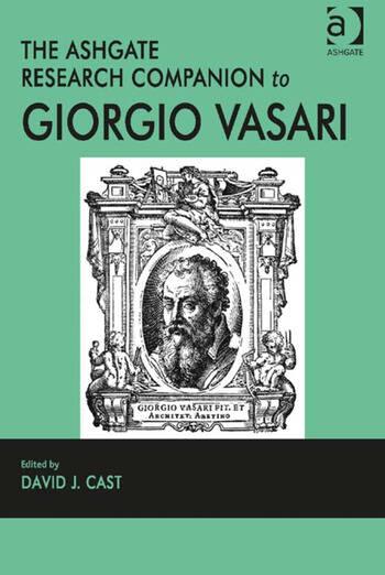 The Ashgate Research Companion to Giorgio Vasari book cover