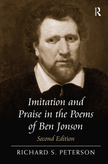 Imitation and Praise in the Poems of Ben Jonson book cover