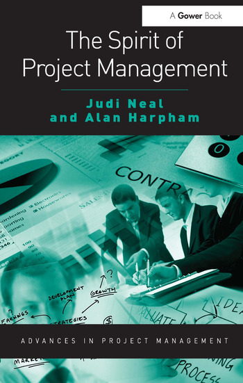 The Spirit of Project Management book cover