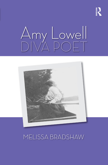Amy Lowell, Diva Poet book cover