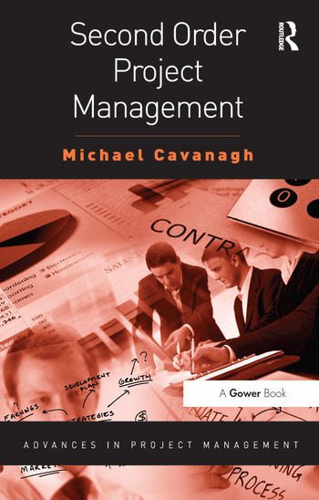 Second Order Project Management book cover