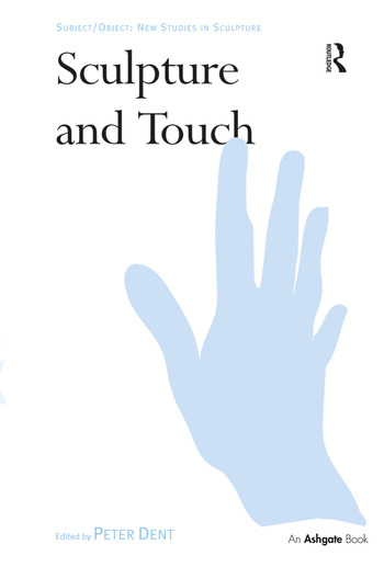 Sculpture and Touch book cover
