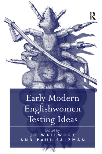 Early Modern Englishwomen Testing Ideas book cover