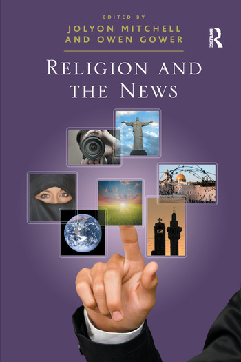 Religion and the News book cover