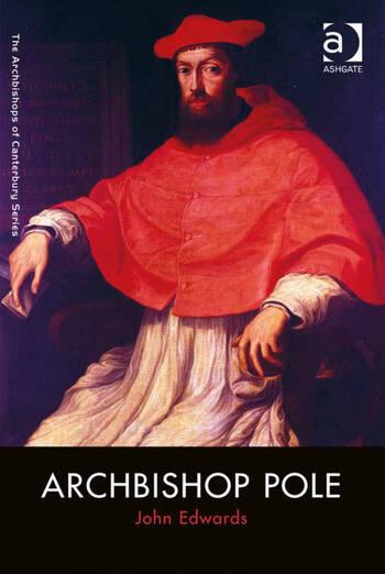 Archbishop Pole book cover