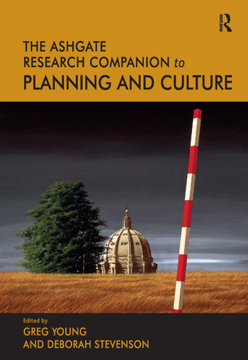 The Routledge Research Companion to Planning and Culture book cover