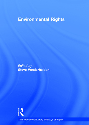 Environmental Rights book cover