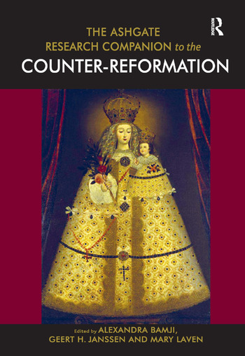 The Ashgate Research Companion to the Counter-Reformation book cover