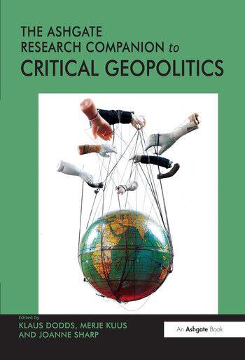 The Routledge Research Companion to Critical Geopolitics book cover