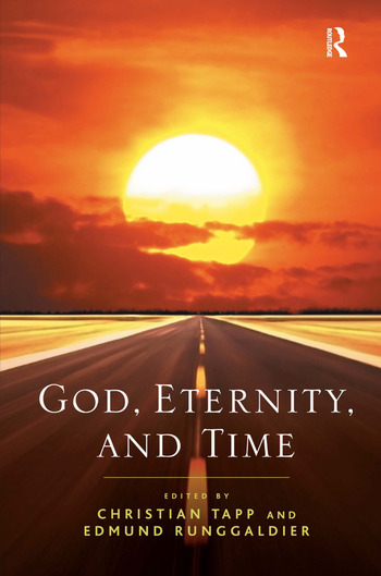 God, Eternity, and Time book cover
