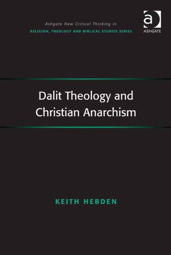 Dalit Theology and Christian Anarchism book cover